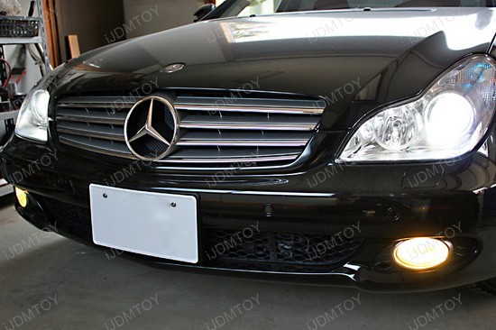Mercedes - error - free - led - bulbs - parking - lights - 4